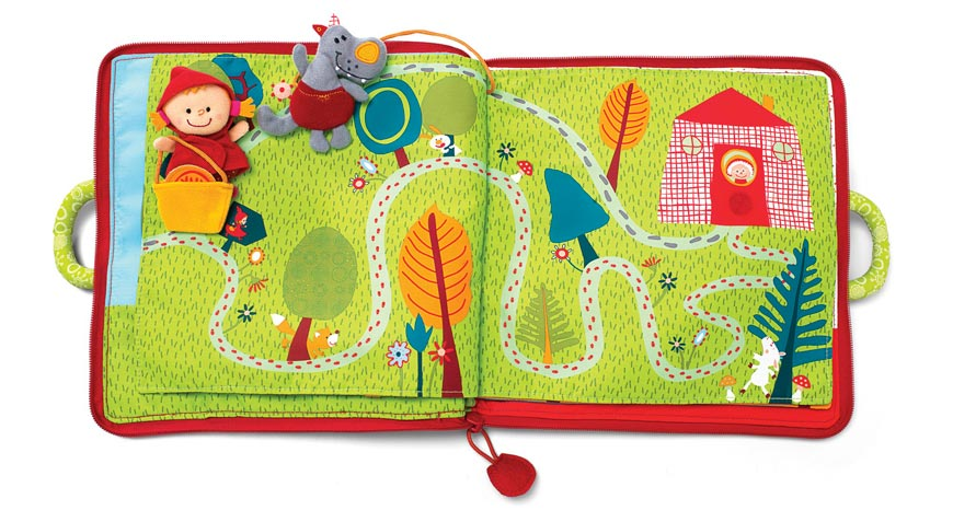 Libro de la Caperucita Roja (Little Red Riding Hood book)